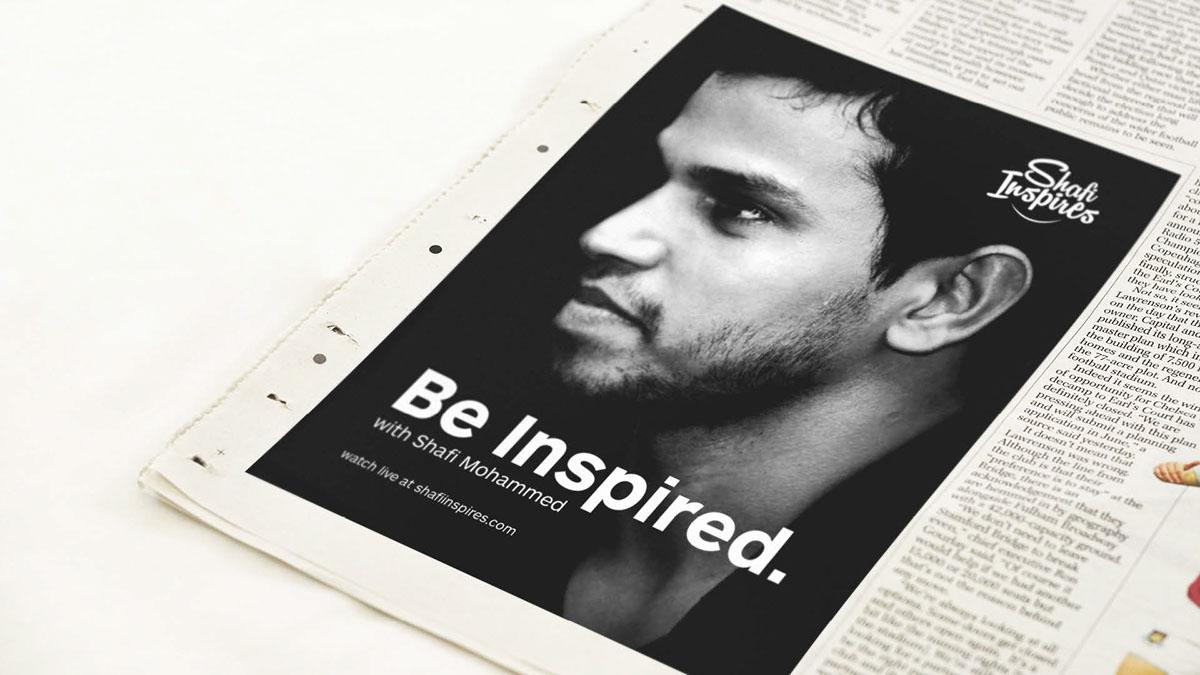 Rebranding of Shafi Inspires 2