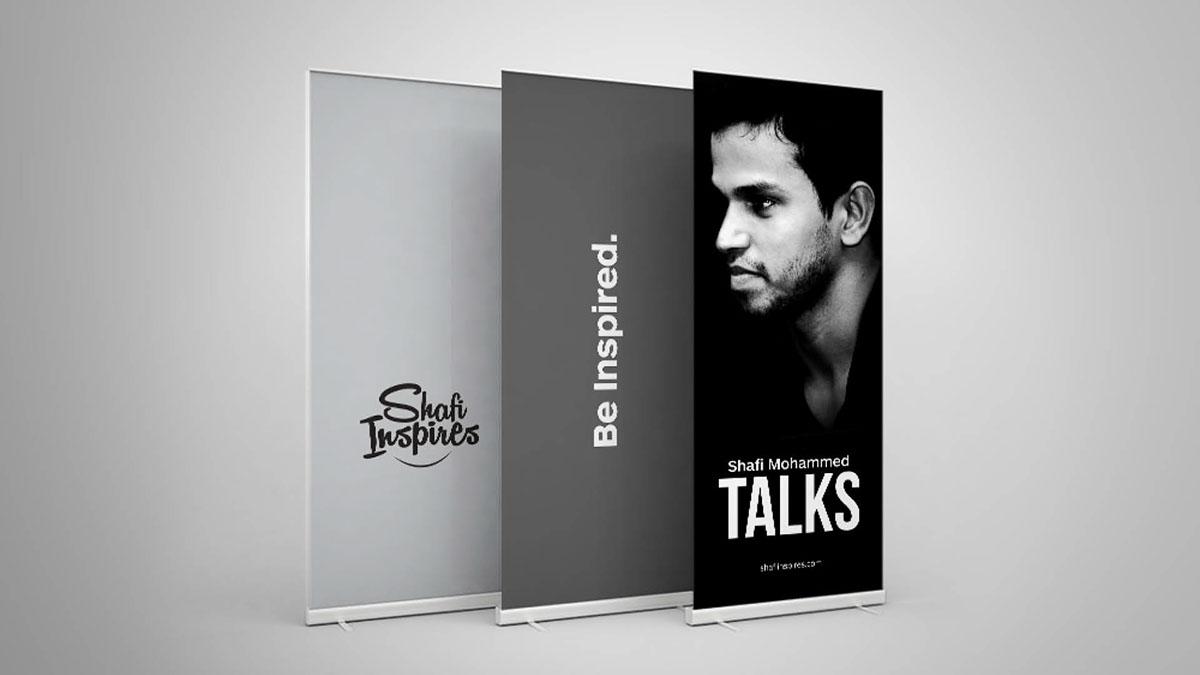 Rebranding of Shafi Inspires 20
